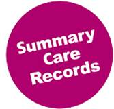 Summary Care Record logo