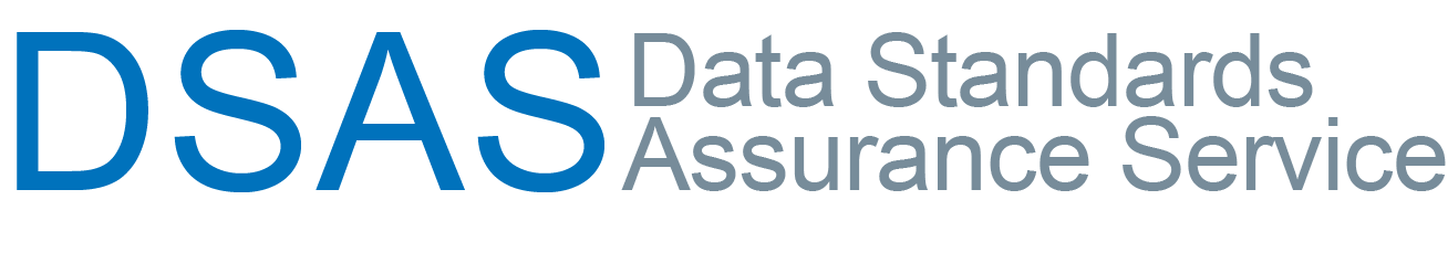 Data Standards Assurance Service logo